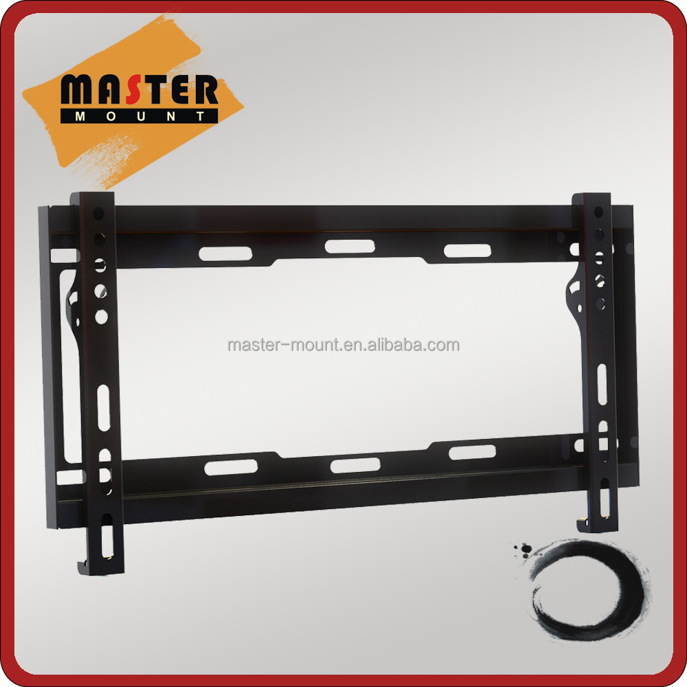 "Hot selling fixed LED LCD 32""-55"" wall mount lcd tv stand tv bracket"