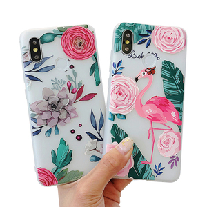 Soft Matte Tpu Cellphone Case Cover For Xiaomi Redmi Note 5A
