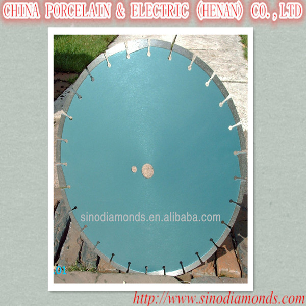 450mm diamond concrete saw blade