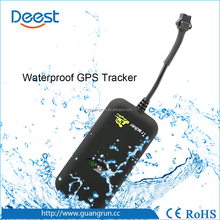 SMS GPRS Vehicle GPS Tracker car gps tracker GT02