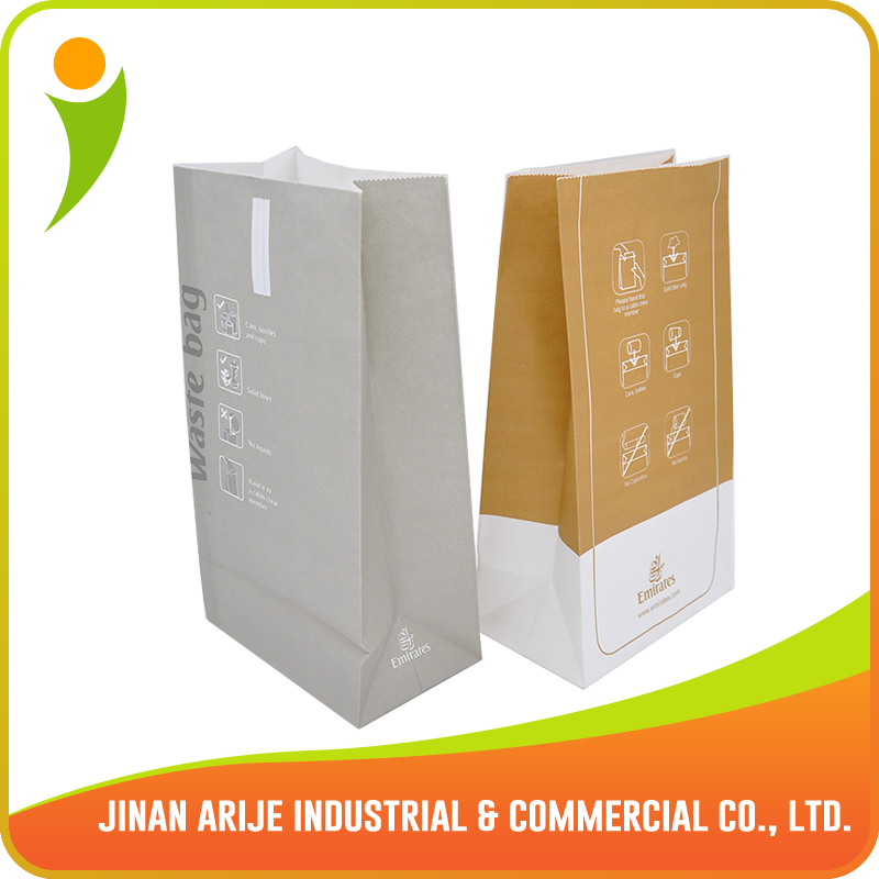Supply and Delivery of Airsickness Bag for On- Board Use