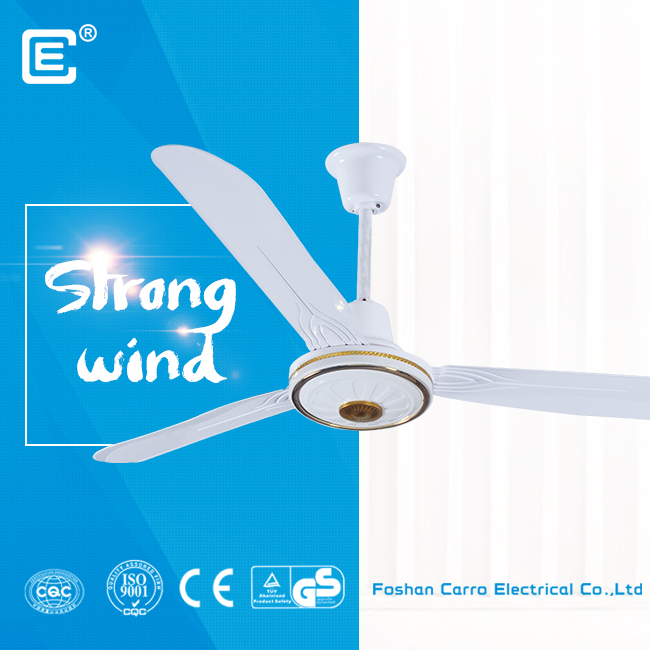 Foshan factory 56 inch 12v popular dc solar power battery powered ceiling <strong>fan</strong> with AC adapter