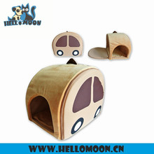 Hot Selling Car Shaped Cotton Dog Bed Wholesale