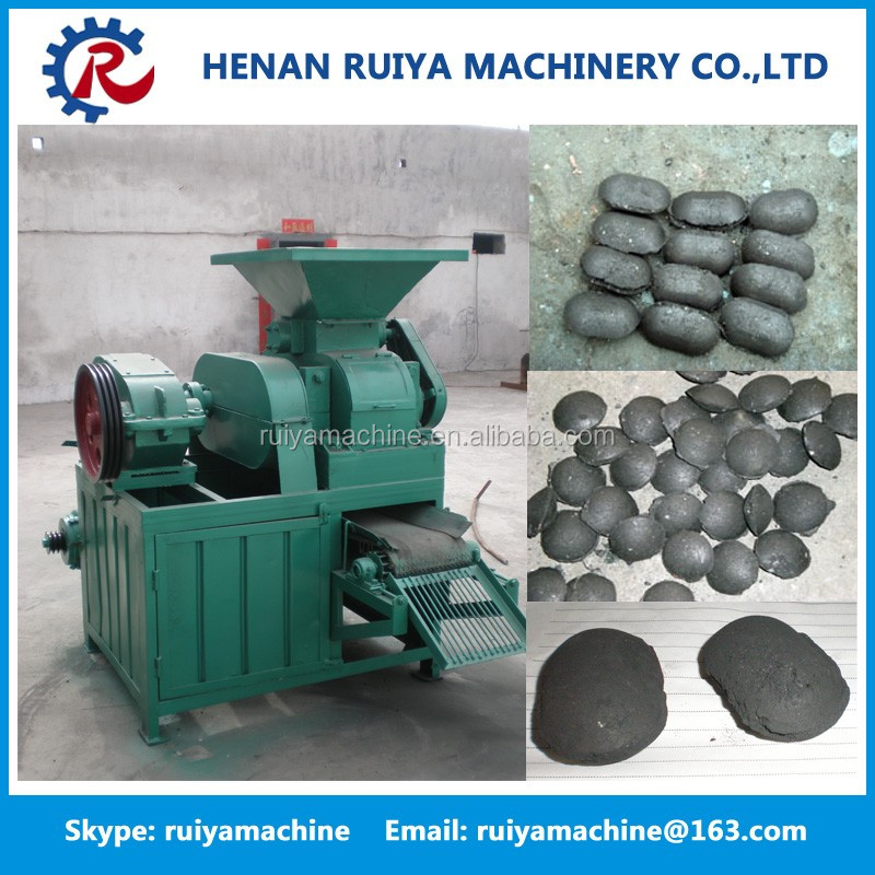 Factory supply biomass briquette machine/charcoal making machine/coal briquetting machine