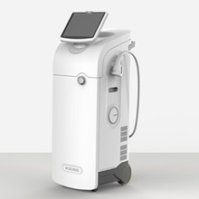 Vacuum 808 nm Diode Laser Hair Removal with High Power