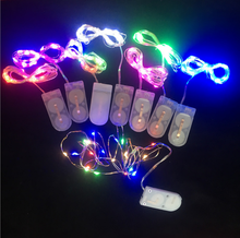 Micro Starry Leds Flexible String Lights CR2032 Batteries for DIY Wedding Centerpiece Party Christmas Decoration
