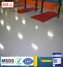 High Quality Industrial Workshop hard glossy coating