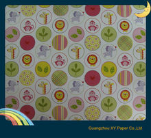 different pattern color cardstock