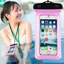 Ultra Slim 360 Full Protective Cover waterproof phone bag for mobile phone
