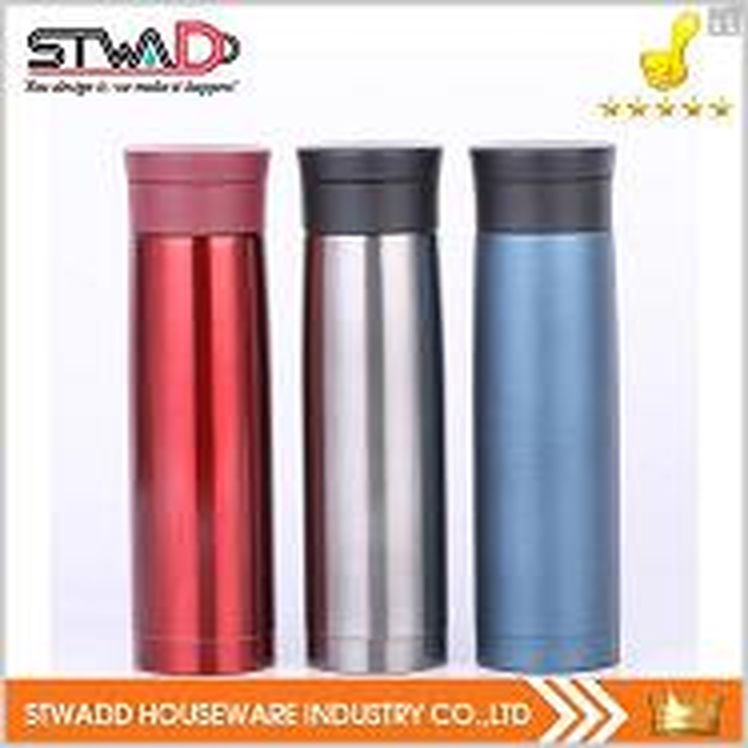 Direct factory price super quality vacuum flask thermos 1 cup and 2 mugs