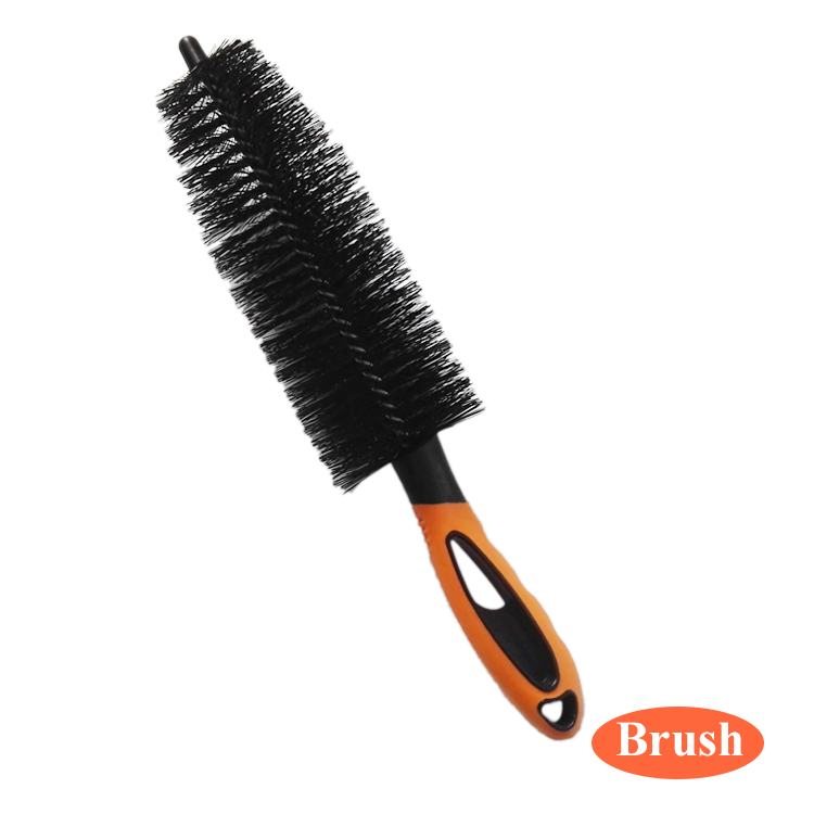 Hot selling PP Material Automatic Car Wash Wheel Brush