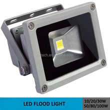 10W outdoor LED Flood light/LED Projector/RGB remote led floodlights