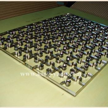 Steel rule jigsaw puzzle die A6-12pcs Special DESIGN