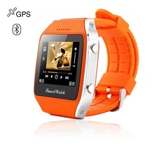 Top Anti-Lost Android GSM smart watch GPS Tracking smart watch for kids and elder people