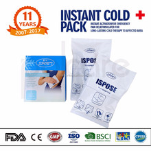 Disposable instant cold pack with bulk pack