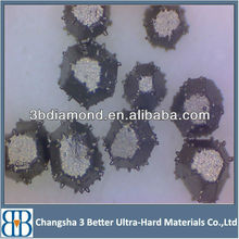 Nickel coated synthetic diamond/coating ni industrial diamond powder