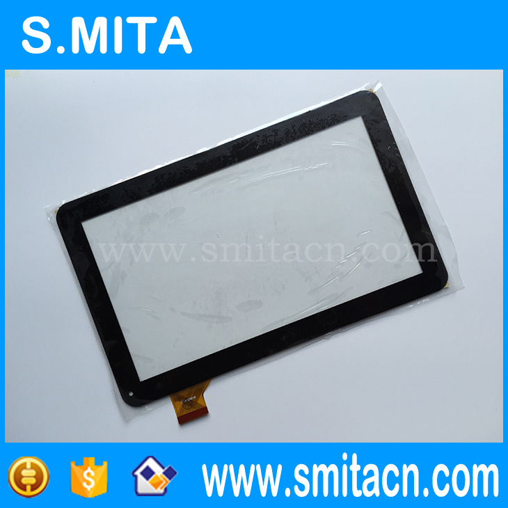 Original 10.1 inch SUPRA M121G 3G Tablet Touch Screen WJ608-V1.0 Touch Screen Panel