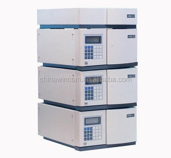 High pressure binary gradient system HPLC