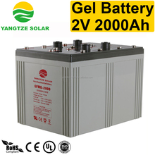 2v 2000ah dynamic battery