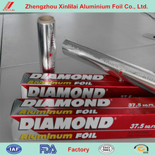 diamond brand aluminum foil for food package