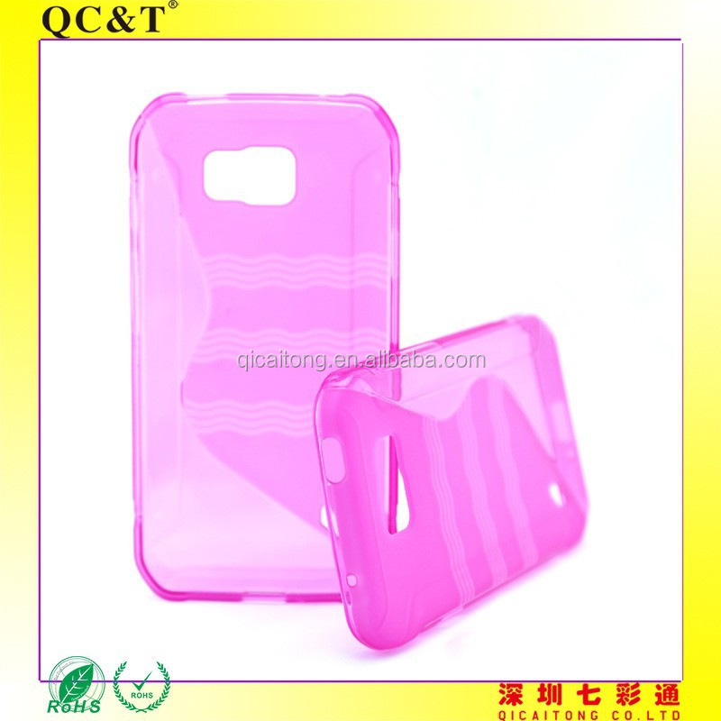 mobilephone S style Tpu Gel case for Samsung Galaxy S6 active G890