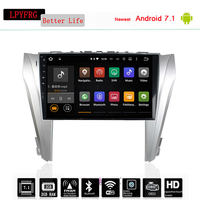 LPYFRG C700 Android 7.1 Car audio GPS with 3g for Toyota CAMRY 2015 2016 cd dvd Multimedia Player Stereo Radio Headunit