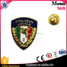 Luxury 3d custom wholsale metal car badges emblems