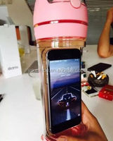 2015 hot products sports shaker bottle water bottle ibottle phone case cover for iphone 6