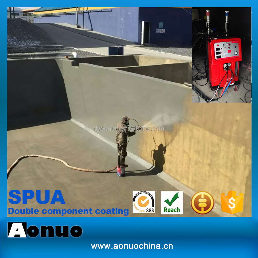 Spray Pure Polyurea Waterproof Coating