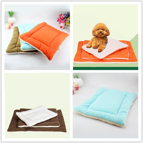 manufacturer wholesale soft pet cushion/warm dog mattress/cat wholesale mat
