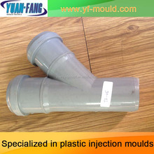 OEM custom injection straight joint pipe fitting mold manufacturer