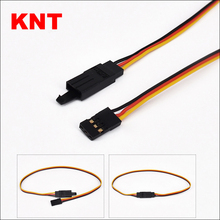 KNT Heavy Duty 60 Cores RC Anti-off Servo Extension Lead cable For JR