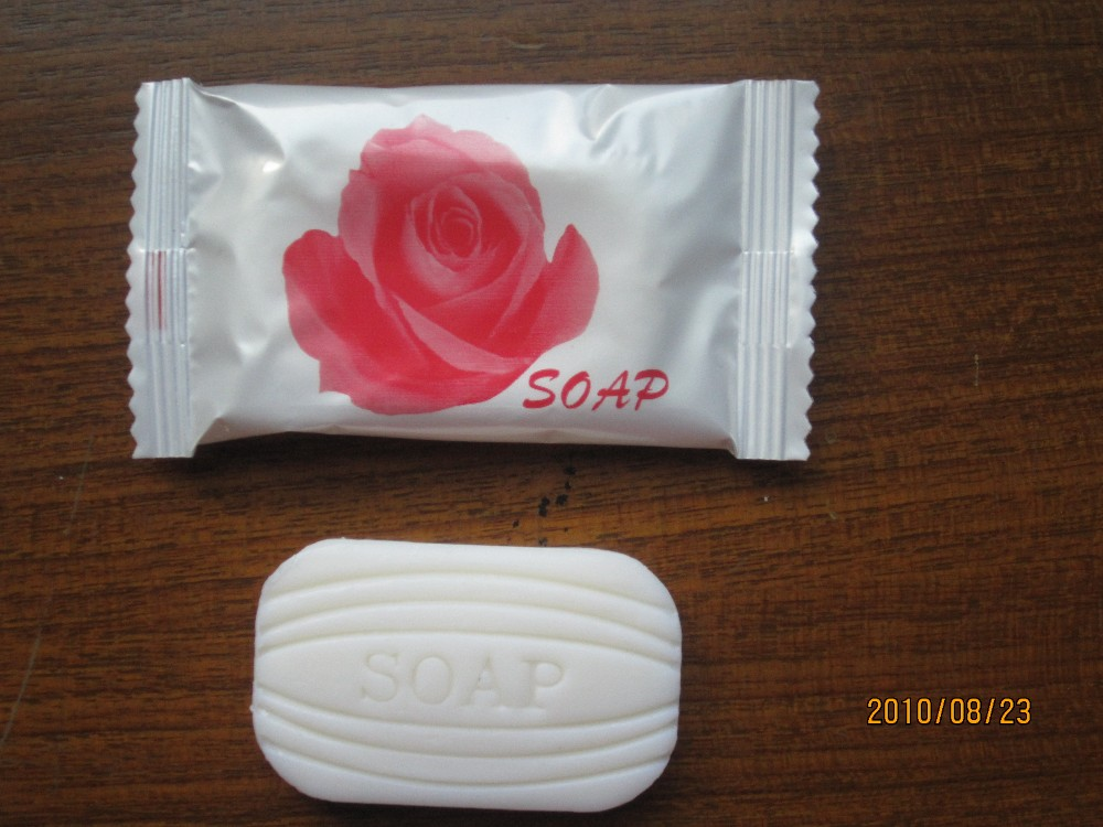 Factory OEM Wholesale High Quality Disposable Hotel beauty Soap