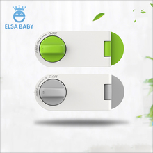 Rotatable safety locks for sliding window drawer cupboard box or fridge cabinet door keeping baby security