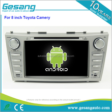 Android 6.0 8 core car dvd player for old Toyota camry 2006-2011 with 4g wifi Internet
