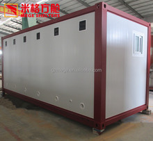 High Quality Outdoor Assembled Used Portable toilets for sale