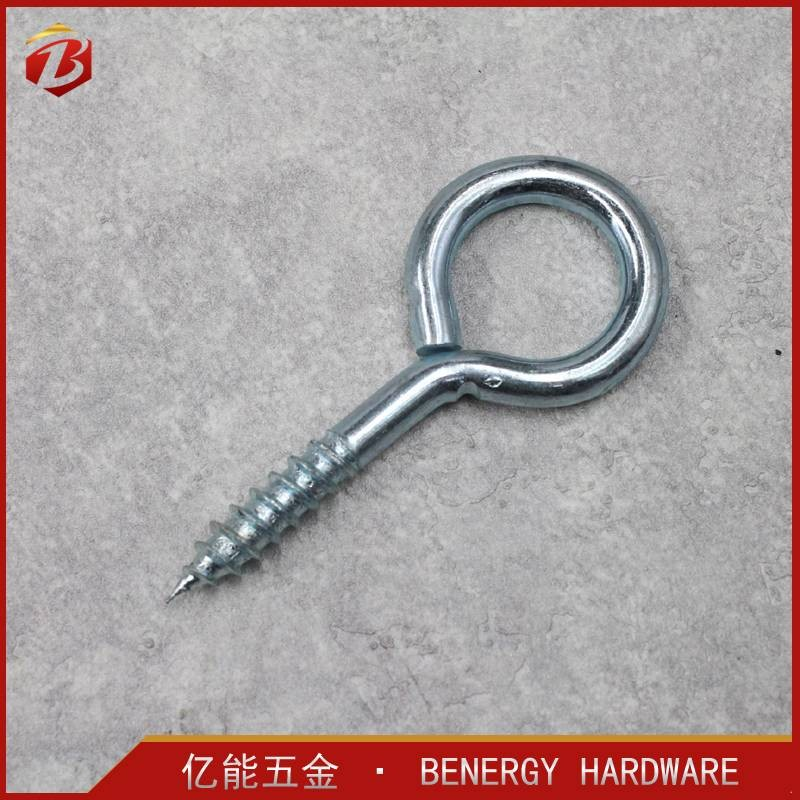 Made In China Machine Eye Screw Black