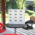 Outdoor furniture usb charging station for hotels