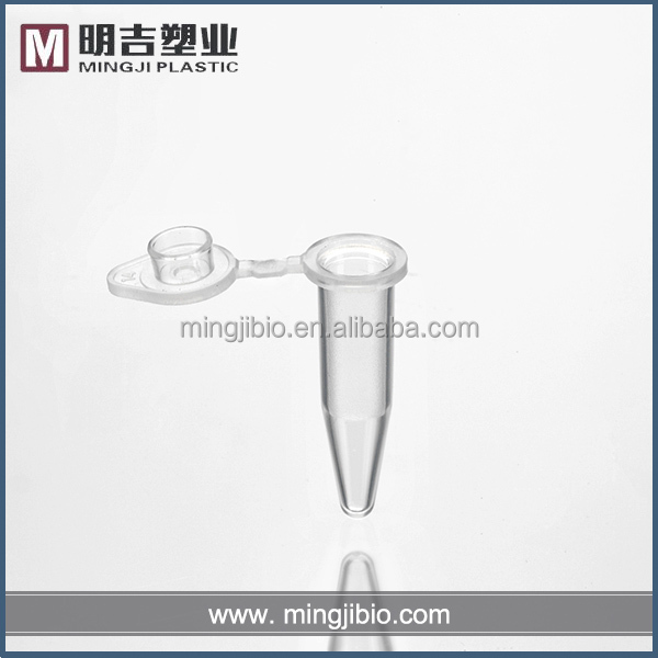Hot selling Graduated 0.5ml microtube