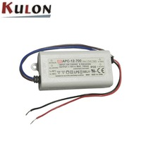 MEAN WELL 12w 350mA constant current mini slim led driver AP-C-12-350