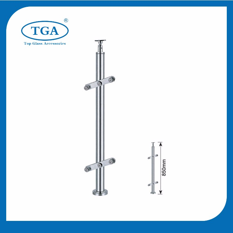 Handrail stanchions wpc handrail staircase handrail design