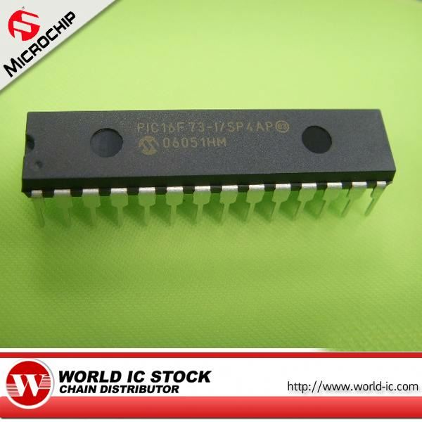 High quality IC PND3711 PLS179A PIC16F874-04/P_0 In Stock