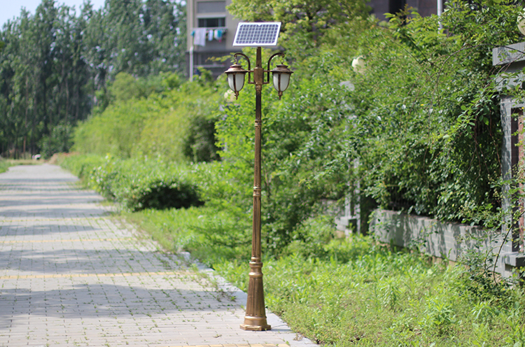 taobao solar lights for garden decorative fence posts