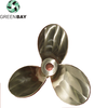 underwater outboard high speed boat propeller for sale