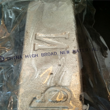 mgnd mgnd30 mgnd25 Rare Earth Magnesium Neodymium master alloy MgNd25 MgNd30 MgNd alloy ingot