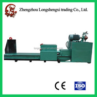 excellent horizontal band log chopping machine