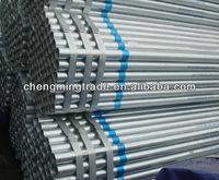 Galvanized Steel Pipe SS400 DIN2444