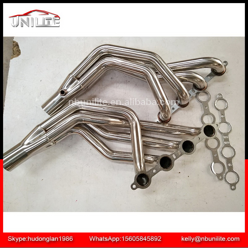 Factory best price Swap Long Tube Headers for F*ord Mustang LS1 LS2 LS6 LS7