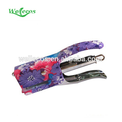 Hot Floral Printing Decorative Staplers