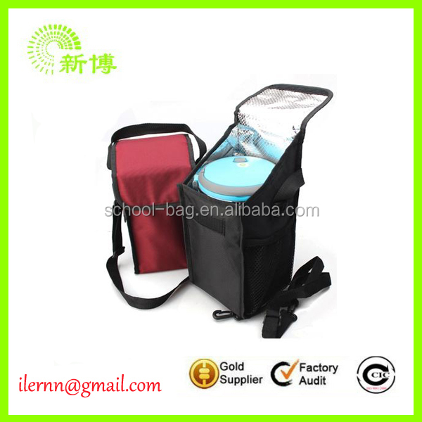 Hot sale transfer neoprene lunch bags
